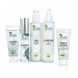 Societe Problematic Skin/ Acne Prone Enhance 5 Pieces $225 FREE SHIPPING