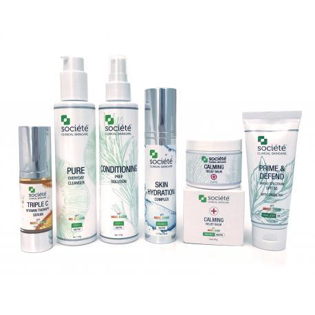 Societe Sensitive Skin/ Rosacea 6 Pieces FREE SHIPPING
