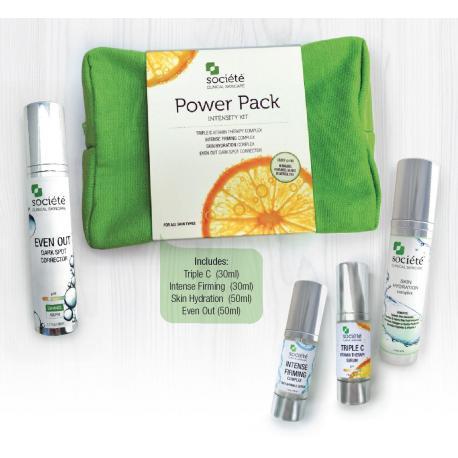 Societe Power Pack Intensity Kit- FREE SHIPPING