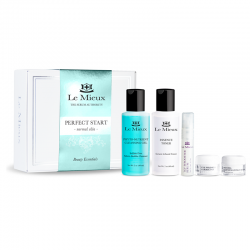 Le Mieux Perfect Start Beauty Essentials $35 FREE SHIPPING