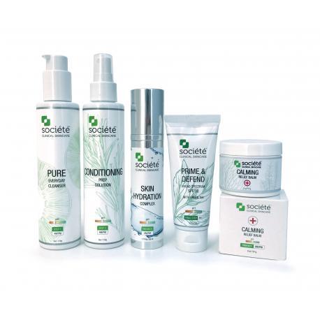 Societe Sensitive Skin/ Rosacea 5 Pieces FREE SHIPPING