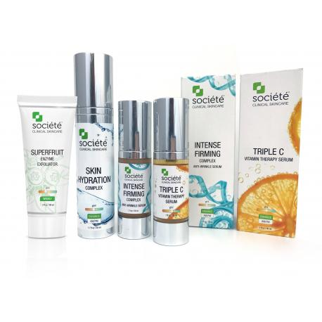 Societe Peptide Power Lift 4 Piece Kit $310 FREE SHIPPING